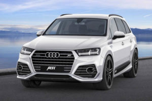 Luxury Airpirt Transfer in the Audi Q7