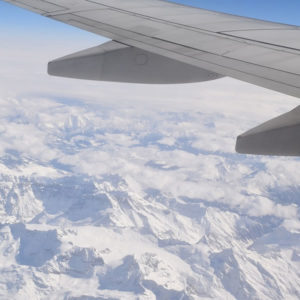 Flights to The Alps