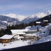 La Tania Half Term Skiing