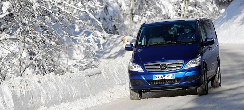 The cheapest and most efficient way to get to the 3 valleys is by shared transfers